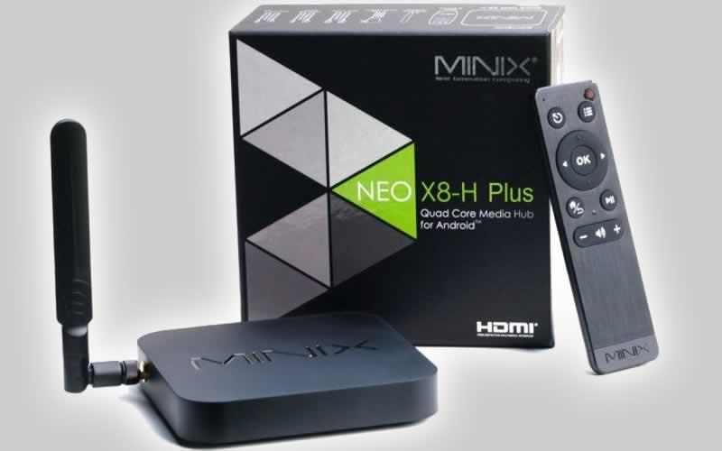 Minix Neo X8-H Plus Android Kodi TV Box Reviews