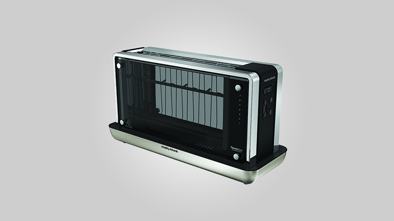 Morphy Richards Redefine Glass Toaster 228000 Review - You Don't See This Kind of Toaster Everyday