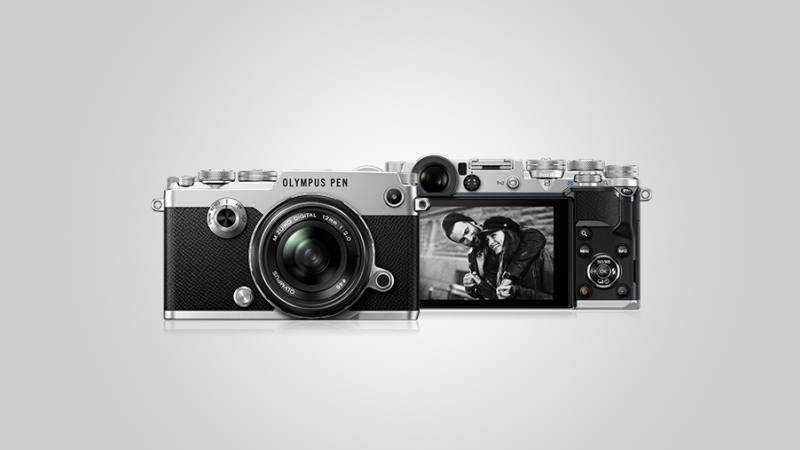 Olympus Pen-F Review - History Repeating Itself