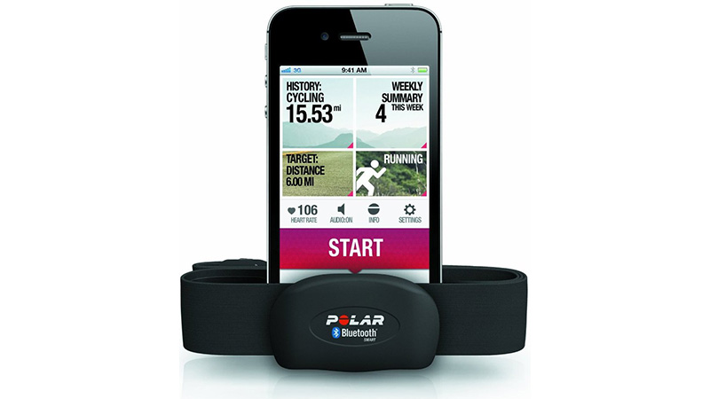 Polar H7 Heart Rate Sensor Review - A More Affordable Option to Fitness Tracking