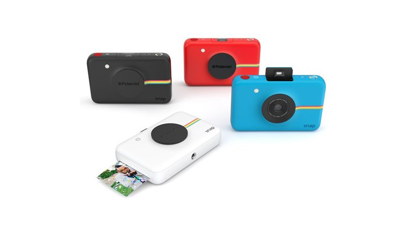 Polaroid Snap Instant Digital Camera Review - For Those Who Want to Try Instant Photos