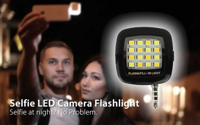 Selfie Camera Flashlight Reviews