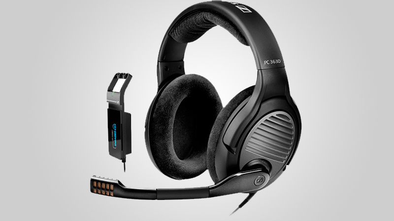 Sennheiser PC 363D Review - Superior Audio Performance is Met With an Unpopular Design Choice