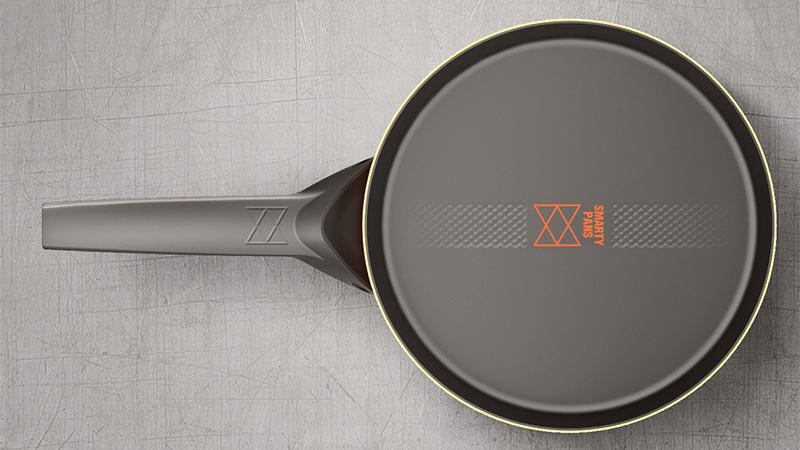 SmartyPans - A Smart Pan