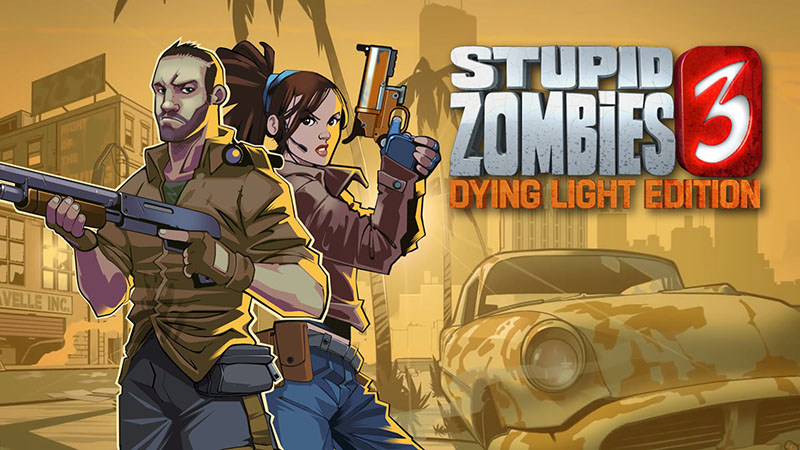 Stupid Zombies 3 Review - Think Angry Birds, But With Zombies