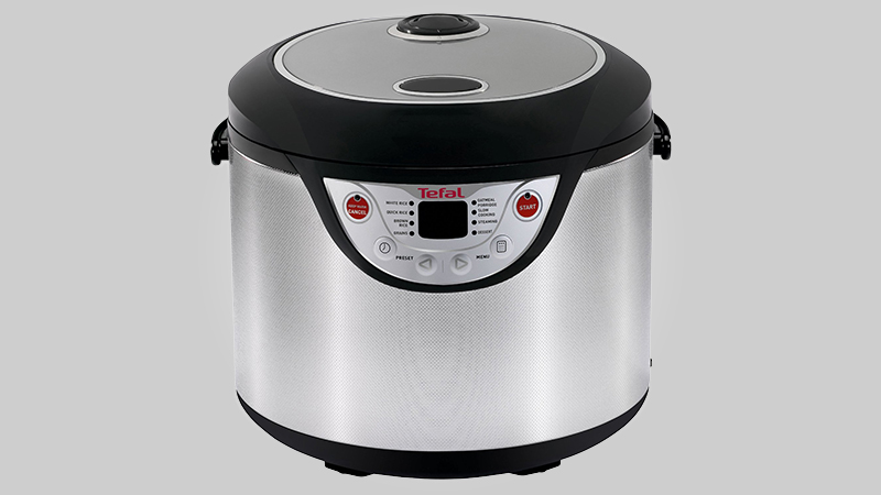 Tefal RK302E15 8-in-1 Multi Cooker Review - Doing More Than Just Cooking Rice