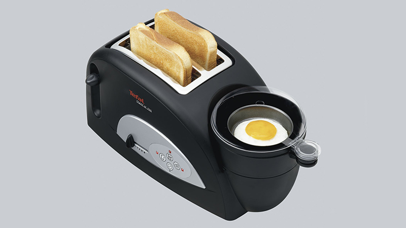 Tefal Toast n' Egg Review - Cook an Egg While You Make Toast