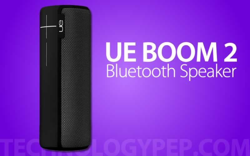UE Boom 2 Wireless Bluetooth Speaker Reviews