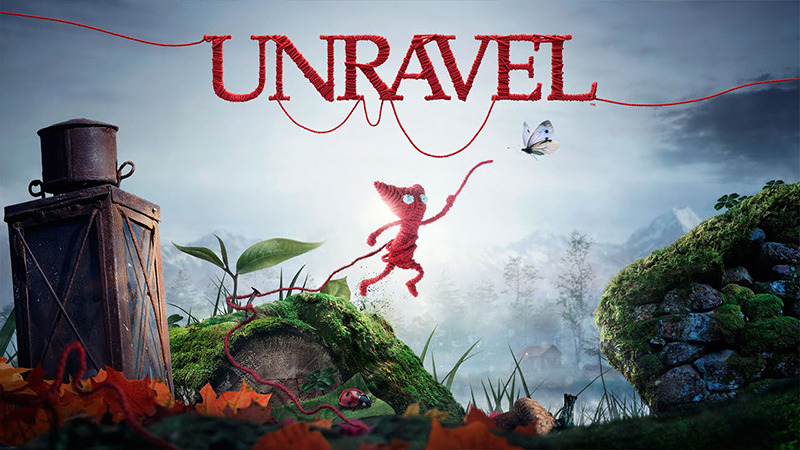 Unravel - A Touching, Heart-Warming Game