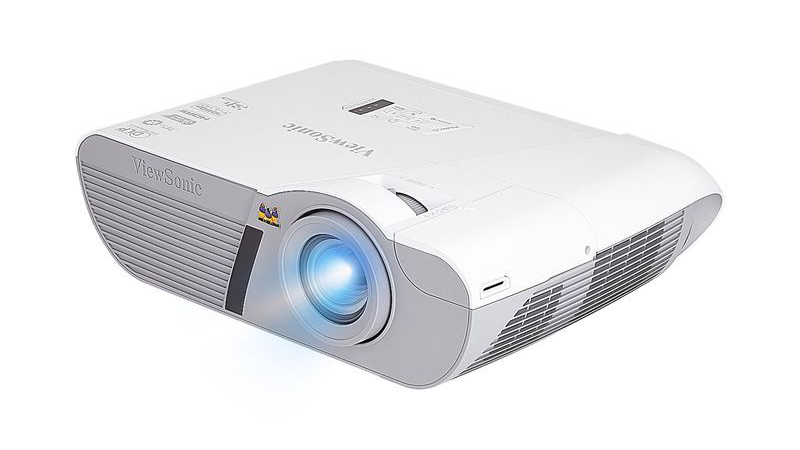 ViewSonic LightStream PJD7830HDL Review - Home or Data, Take Your Pick