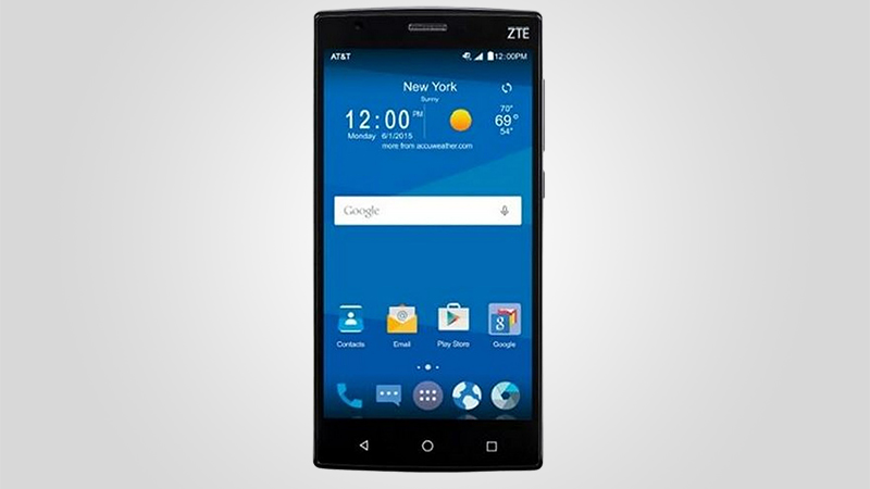ZTE ZMax 2 Review - Simple and Cheap