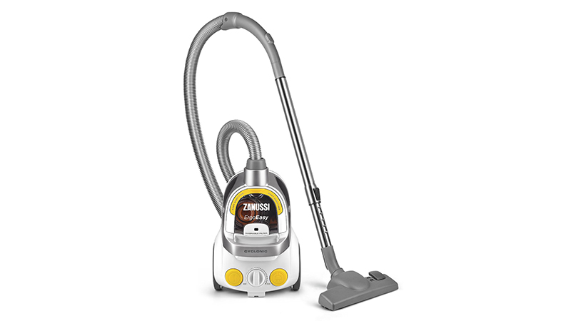 Zanussi ZAN7620EL Review - A Compact Bagless Cleaner With Poor Ratings