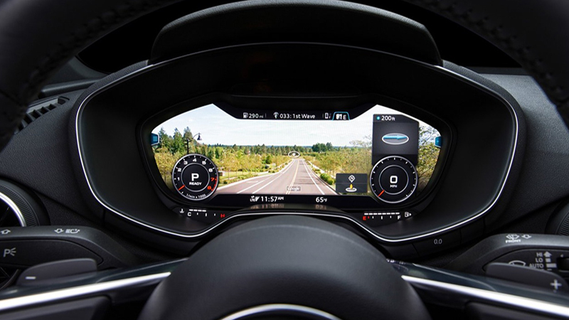 2016 Audi TT - Virtual Cockpit is a Sight to Behold and an Absolute Joy to Use