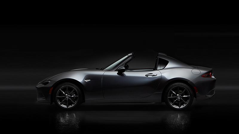 2017 Mazda MX-5 Miata RF - Channeling Its Inner Porsche
