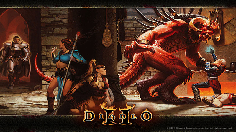 Diablo II – Not Yet Left Out as The Game Receives a New Patch | Tech Pep