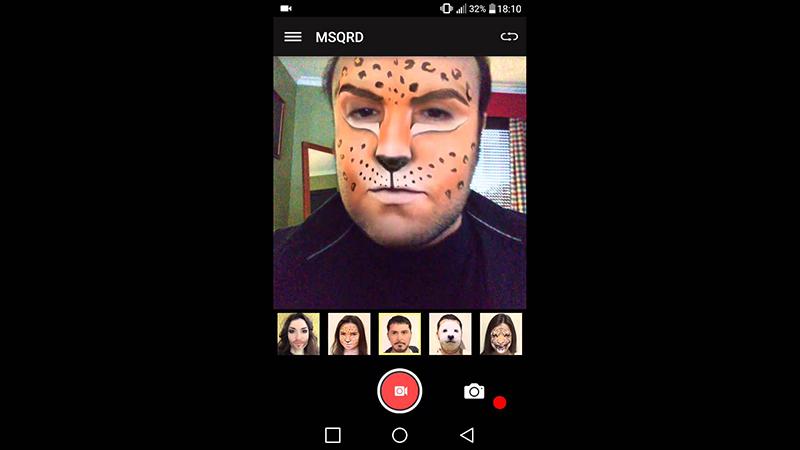 Facebook – Acquires Masquerade