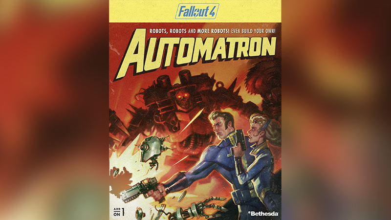 Fallout 4: Automatron DLC Review - Out for a Rusty Start