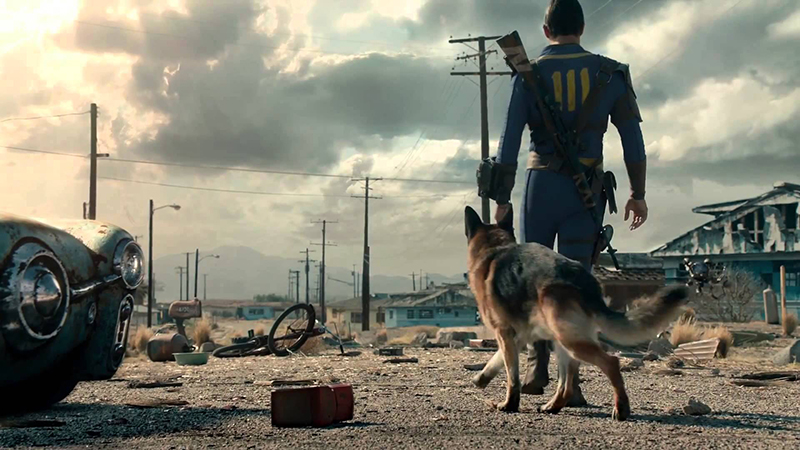 Fallout 4 - Automatron DLC is Seen to Have Some Trouble on the PlayStation Store