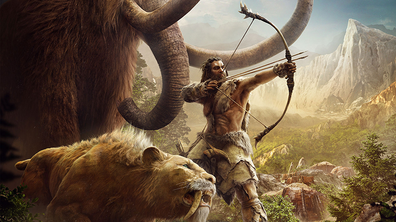 Far Cry Primal - What to Expect When You Dive Into 10,000 B.C.