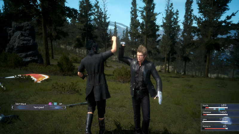 Final Fantasy XV - Release Date and New Demo Confirmed