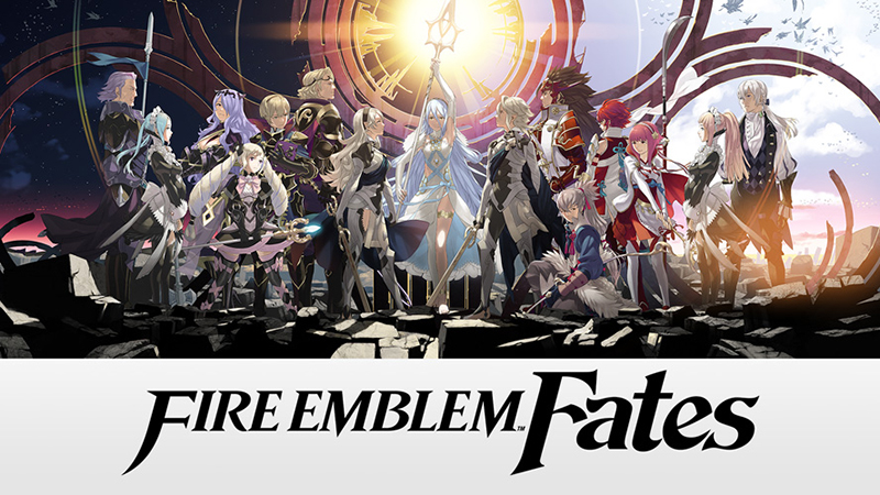 Fire Emblem Fates - Selling 400,000 Copies in Just 9 Days