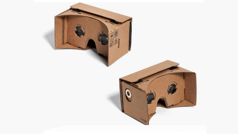 Google Cardboard VR Viewer - Now Available Direct to Customers