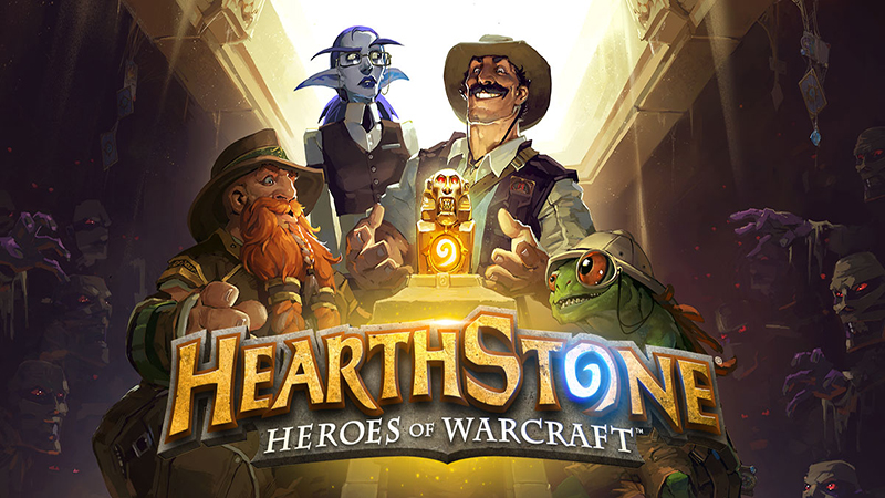 Hearthstone - Special Announcement Incoming