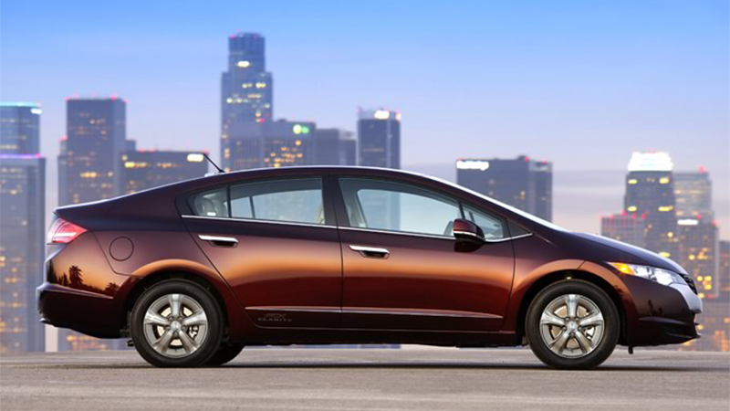 Honda Clarity - Fuel Cell Vehicles are Still Here