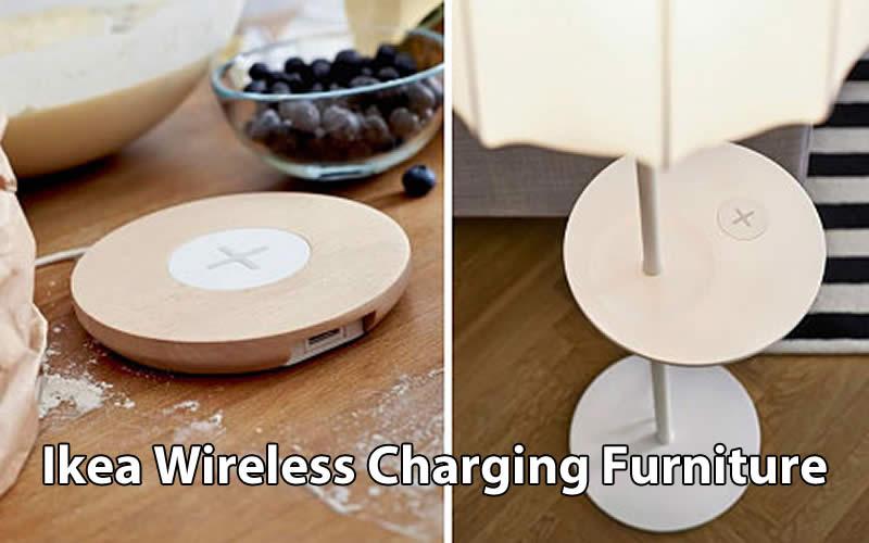 Ikea Wireless Charging Furniture Reviews