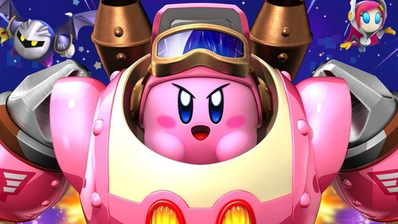 Kirby - Returning to 3DS in a Robot
