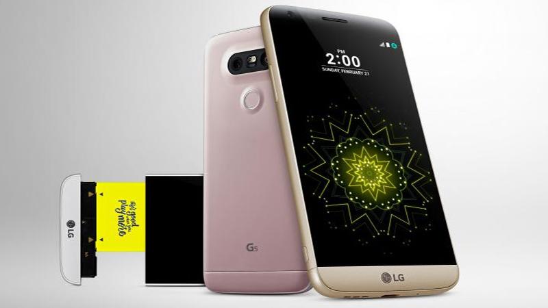 LG G5 - Definitely a Crowd Pleaser