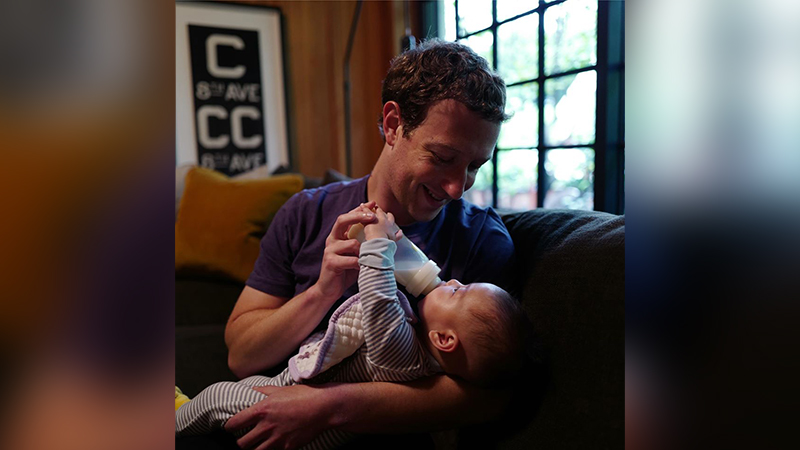 Mark Zuckerberg - His Most Important Meeting of the Day Will Melt Your Heart