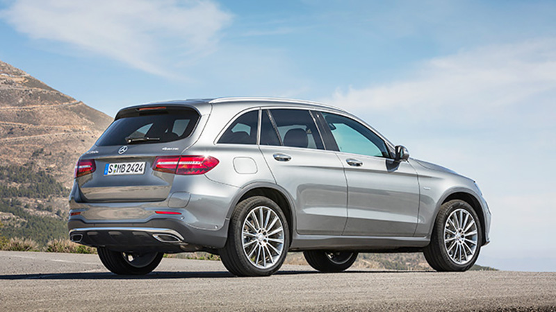 Mercedes-Benz GLC - The Alternative to the C-Class