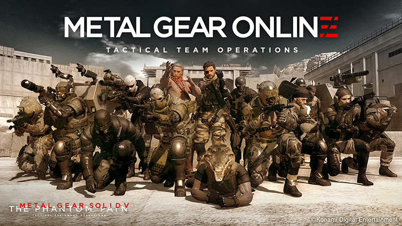 Metal Gear Online - Survival Mode to Launch Very Soon