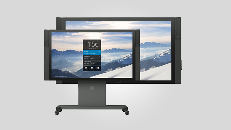 Microsoft Surface Hub - 84-Inch Touchscreen Finally Goes on Sale