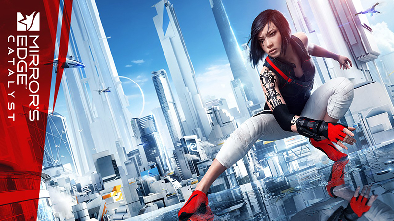 Mirror's Edge Catalyst - More Information Leaves Fans on Edge
