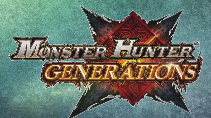 Monster Hunter Generations – Coming to the West