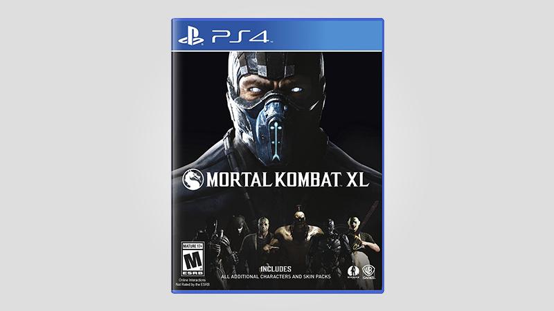 Mortal Kombat XL - Enter the Alien and the Predator