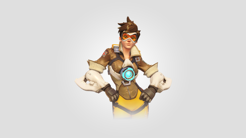 Overwatch - Removed One Pose After Fan Complaint