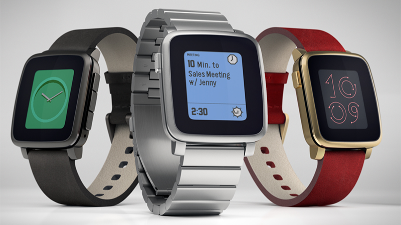 Pebble - Time and Time Round Get Price Cuts