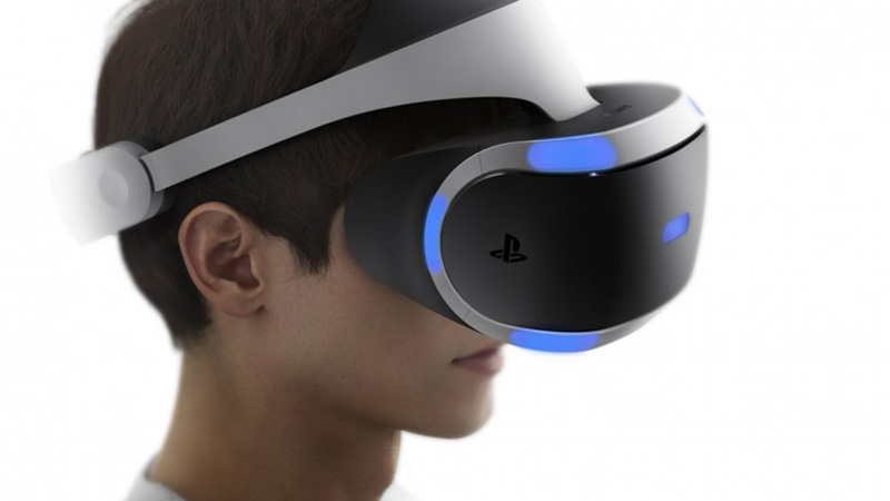 PlayStation VR - Lower Price Than Competitors, But Releases Much Later