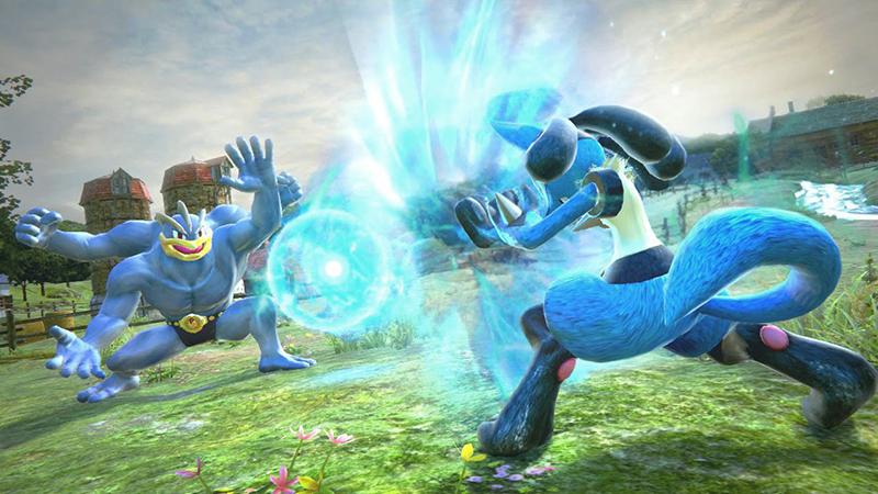 Pokkén Tournament Review - When Pokémon Battles go Epic