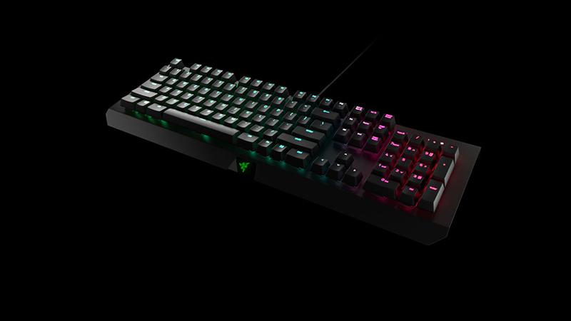 Razer – Brings Back the Cherry MX Switches for New BlackWidow X Keyboard