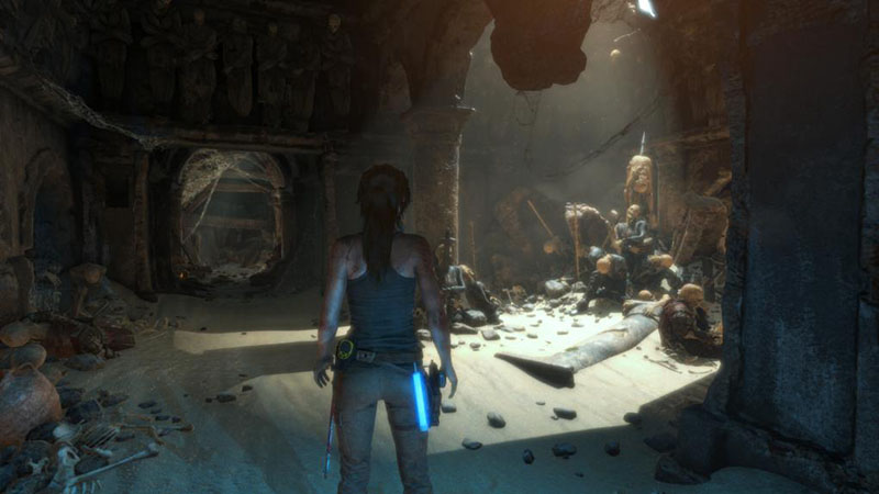 Rise of the Tomb Raider - Patch Adds New Nvidia VXAO Tech and DirectX 12