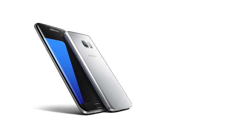Samsung Galaxy S7 - A Step Above the S6 in More Ways Than One