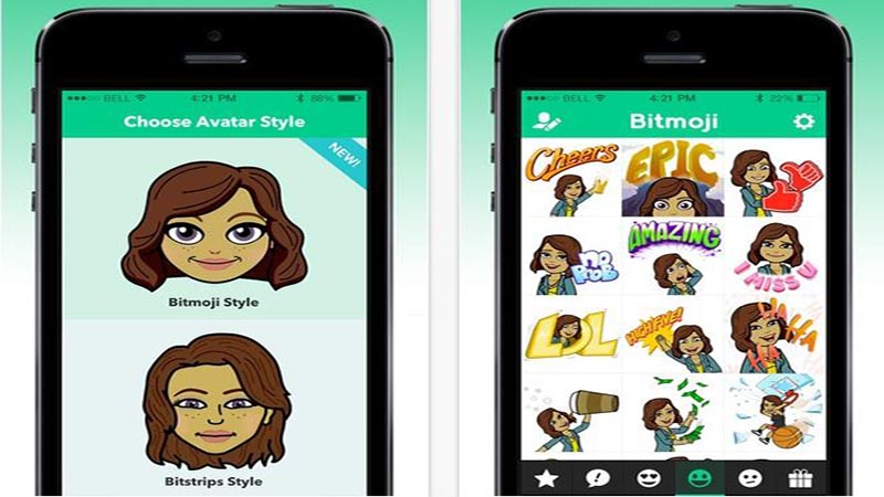 Snapchat - Acquired Bitstrips for a Hefty Sum