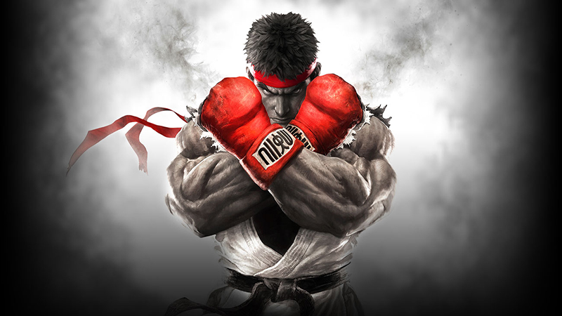 Street Fighter V - It Originally Featured Photorealistic Graphics