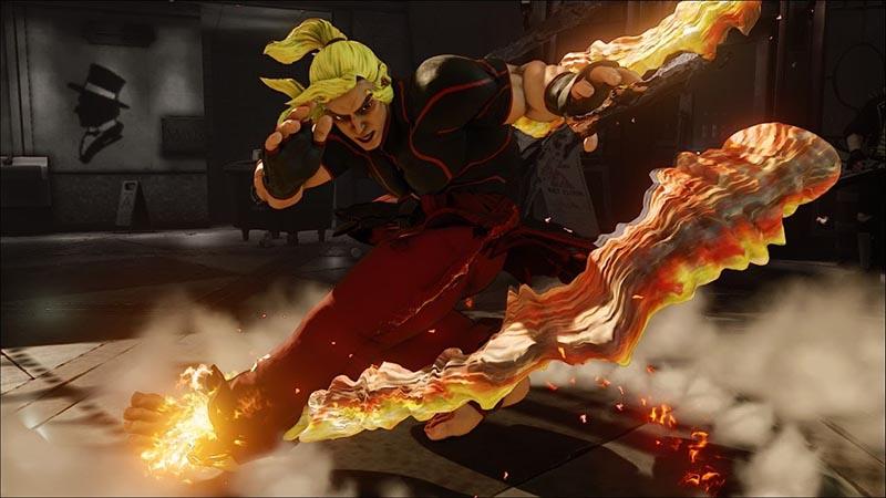 Street Fighter V - March Update Draws Near
