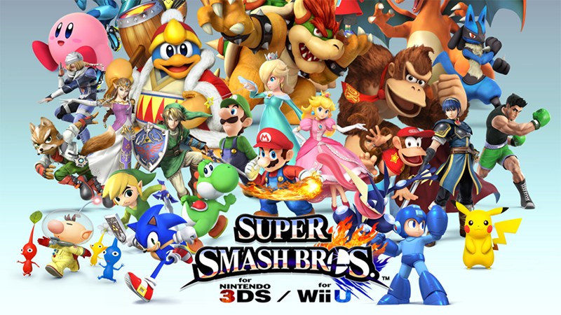 Super Smash Bros. 4 - Nintendo Releases New Update