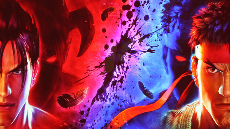 Tekken x Street Fighter - Still in Development